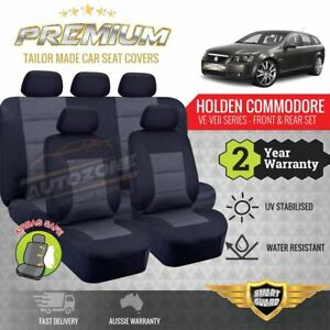 Premium Seat Covers for Holden Commodore VE - VEII Series 08/2006 - 2013 Wagon