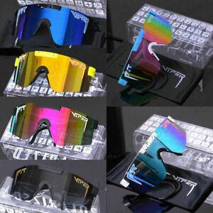 TR90 Cycling Original Pit Viper Sport Polarized Sunglasses for Men Women Outdoor