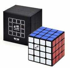 QiYi Mini WuQue 4x4 Regular Version Speed Rubik's Cube Black
