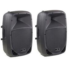 SOUNDSATION GO-SOUND 12AM coppia casse diffusori speaker amplificati 2 vie