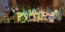 More details for 25 premium empty gin bottles with cork fairy lights wedding party lighting