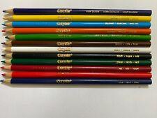 new crayola colored pencils 12