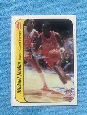 1986-87 Fleer Stickers #8 Michael Jordan