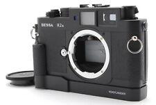 【Mint】Voigtlander Bessa R2A 35mm Rangefinder Film Camera Body w/ Grip -#1962