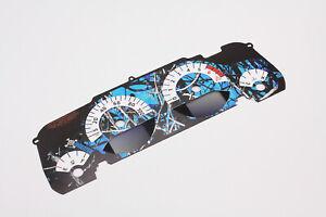 Azzy's Design Works; Gauge Face Kit   Undertow   Jeep Wrangler JK/U 2007-2012