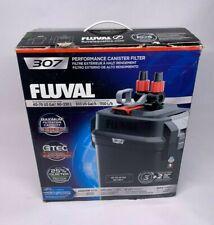 Fluval 307 Performance Aquarium Canister Filter - OPEN BOX ~ BRAND NEW w/ Media