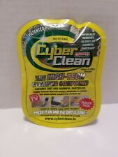 Cyber clean high tech cleaning compound teaser pack. Swiss formula