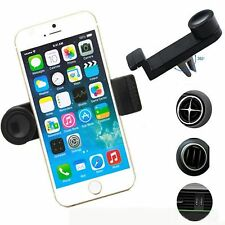 Universal Black In Car Air Vent Mount Holder For Huawei P9 P9 Plus P8 Mate S G7