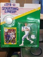 1991 Jeff George Indianapolis Colts Special Edition Starting Lineup Figure