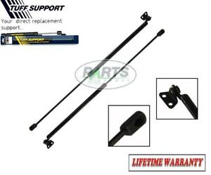2 REAR TRUNK LID LIFT SUPPORTS SHOCKS STRUTS ARMS PROPS RODS DAMPER CONVERTIBLE