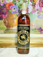 WHISKY HIGLAND PRINCE EXTRA SPECIAL 0,70 cl. 43° 100% SCOTCH WHISKIES BLENDED SC
