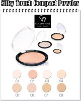 Golden Rose Silky Touch Compact Powder Matte Effect Different Shades
