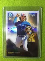 BO BICHETTE ROOKIE CARD RC REFRACTOR SP PRIZM BLUE JAYS 2018 Topps Bowman Chrome