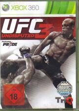 UFC Invincible 3 (Microsoft Xbox 360, 2012, DVD-Box)