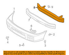 SUBARU OEM 97-01 Impreza Front Bumper-Impact Reinforcement Bar Rebar 57760FA002