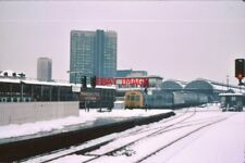 PHOTO  1979 MANCHESTER VICTORIA WEST JUNCTION 1979 A LIVERPOOL-HULL TRANS-PENNIN