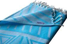 The Sultan's Coffer 100% Cotton Peshtemal Turkish Bath Beach Spa Gym Baby Towel