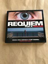 Requiem For A Dream - Original CD Soundtrack - Slipcover - Music By Clint Mansel