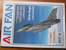 $$w Revue Air Fan N°225 Kleine Brogel  32e Stormo  F-16 Colorado  F-4F Luftwaffe