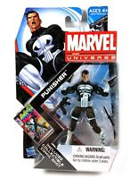 """The Punisher Marvel Universe Series 4 Action Figure 3.75"""" MOC New 2013 Hasbro"""
