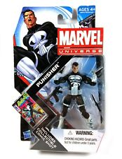 "The Punisher Marvel Universe Series 4 Action Figure 3.75"" MOC New 2013 Hasbro"