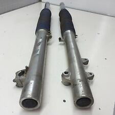 DR350 DR Suzuki 1990 oem forks with good boots working order