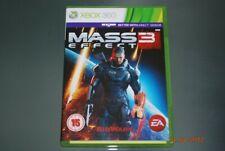 Mass Effect 3 Xbox 360 UK PAL ** jouable sur XBOX ONE **