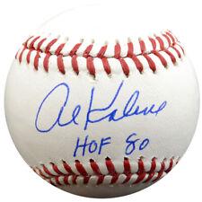 """Al Kaline Autographed Signed Mlb Baseball Detroit Tigers """"Hof 80"""" Psa/Dna 85555"""