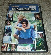 Dvd Elizabethtown Full Screen Edition Orlando Bloom Kirsten Dunst Romance Comedy