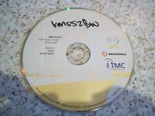 VAUXHALL OPEL 2004 GB/IRELAND SAT NAV NAVIGATION DVD DISC EUROPE FREE POSTAGE