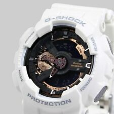 *NEW* CASIO MENS G SHOCK ROSE GOLD WATCH OVERSIZE XL GA-110RG-7AER 7ADR  RRP£169
