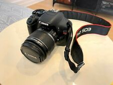 Canon EOS Rebel T2i / EOS 550D 18.0MP Digital SLR Camera - 18-55mm, 55-250mm