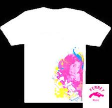 Elysia Men's Horror T-shirt White  SMALL  NEW