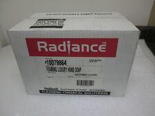 Radiance Luxury Foaming Hand Soap Refills Case of 6 1000mL 10079864