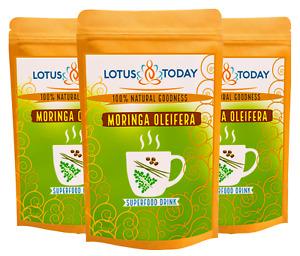 Organic Herbal Tea Moringa Tea Energy Boost Immunity Tea Moringa Leaf   Leaves