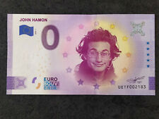 0 EURO Souvenir John Hamon 2020-1 UETF002183