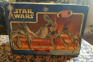 Star Wars Acklay Arena Battle Beast Attack Of The Clones In Box
