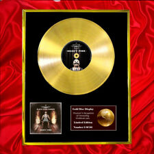 BLACK STAR RIDERS HEAVY FIRE CD GOLD DISC PLATED TO SAME STANDARD A RIAA & BPI!!