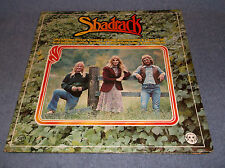 SHADRACKS - VINYL LP RECORD 1978 GRT RECORDS 8024