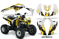 ATV Decal Graphic Kit Wrap For Can-Am DS250 DS 250 Bombardier 2006-2016 CRBNX Y