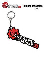 Gears of War 3 Metall-Schlüsselanhänger Logo NEU & OVP