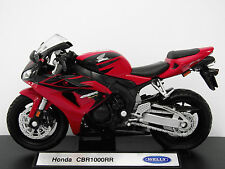 SPEED/Top, Honda CBR 1000 RR, Moto, MOTO, BICI, Motorcycle, Welly 1:18