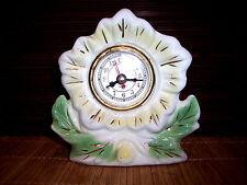 Porzellan/Keramik kaminuhr Qurartz HM 961