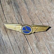 10 Vintage Original Pins EASTERN AIRLINES AIRPLANE PILOT KID WING Toy Pin NOS
