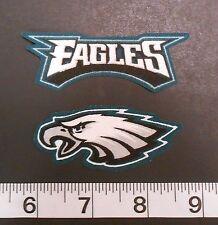 FREE SHIPPING NFL Philadelphia Eagles Iron On Fabric Applique Patch Logo DIY Art