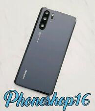 Original Huawei P30 PRO Akkudeckel Deckel Kameraglas Linse Backcover Schwarz B