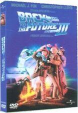 Back to The Future Part 3 - Digital Versatile Disc (dvd) Region 2 Fre