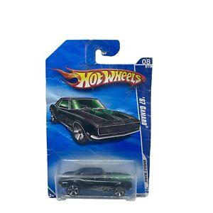Hot Wheels 1/64 Die Cast Muscle Mania 1967 Camaro 2009