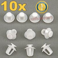 10 x NEW INTERIOR MOUNTING CLIPS FOR PEUGEOT CITROEN 856535