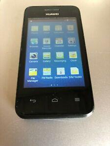 Huawei Ascend Y221 - 4GB - Black (Unlocked) Smartphone